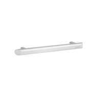 511904W-Be-Line® matt white straight grab bar Ø 35mm, L. 400mm