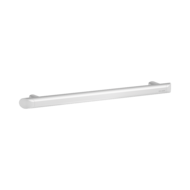 511905W-Be-Line® matte white straight grab bar Ø 35mm, L. 500mm