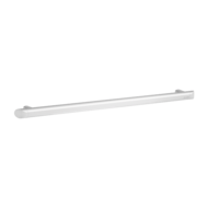 511906W-Be-Line® matte white straight grab bar Ø 35mm, L. 600mm