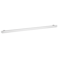 511909W-Be-Line® matte white straight grab bar Ø 35mm, L. 900mm