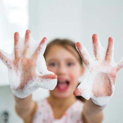 Мытье и дезинфекция рук