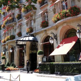 Гостиницы и рестораны